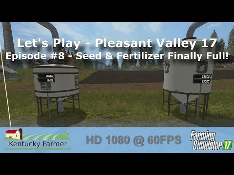 FS17 Let's Play | Pleasant Valley 17 Ep. 8