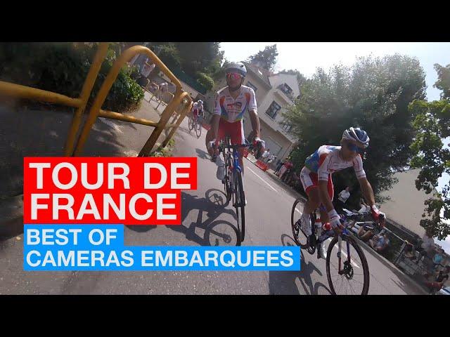 En immersion dans le peloton du Tour de France 2021