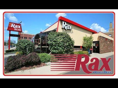 Former 90s Rax Roast Beef Restaurant