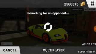 Racing online Milo
