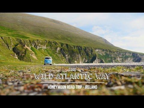 Wild Atlantic Way Road Trip - Ireland