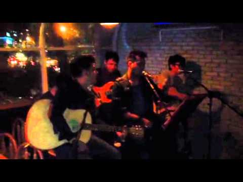 CERIA band Indonesia at BUREAU pondok indah