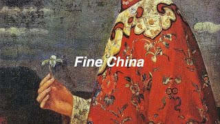 Lana Del Rey // fine china [Lyrics]
