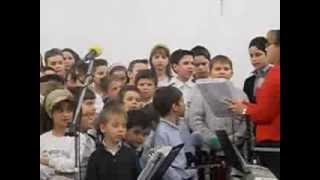 Poem de Craciun copiii biserici din Acquasparta