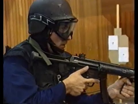 Tasmania Police Special Operations Group 1999 selection course