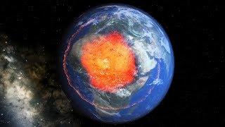 Was, wenn ein Asteroid mit Lichtgeschwindigkeit auf die Erde stürzt? - Universe Sandbox 2