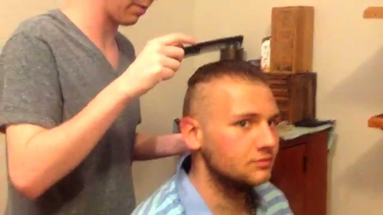 Im Friends With Macklemore Macklemore Haircut 5202014