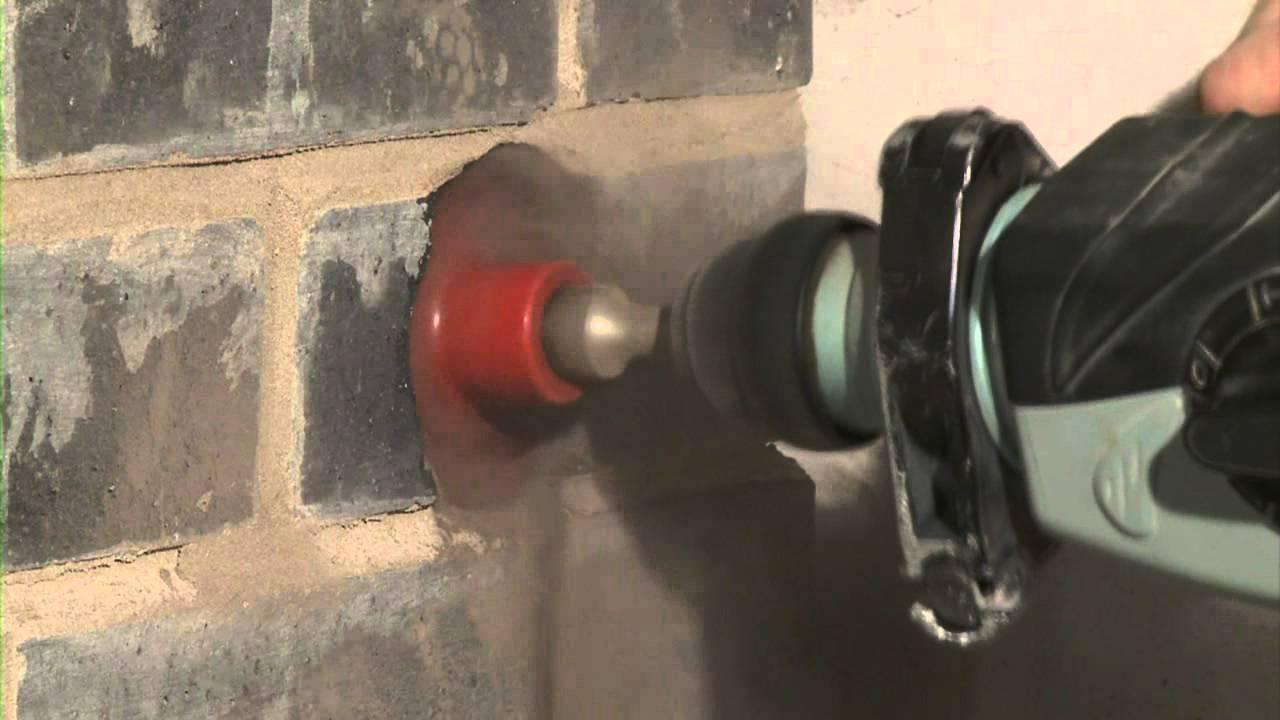 Cutting A Hole In Wall : Armeg ebs tri cut electrical box sinker youtube