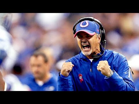 How Chuck Pagano Can Survive the Season as Colts Head Coach | The Dan Patrick Show | 9/20/17