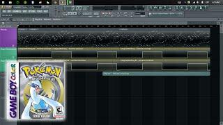 Pokémon Gold/Silver/Crystal - Violet City/Olivine City [FL STUDIO REMAKE]