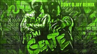 J Balvin & Willy William - Mi Gente (Tony D.Jay Remix) [Free Download]