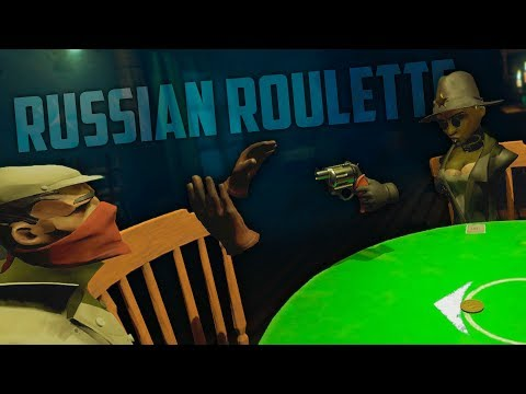 MOST FUNNY RUSSIAN ROULETTE VR GAME