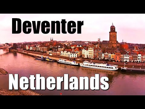 🇳🇱 Deventer, Netherlands - attractions and travel ideas