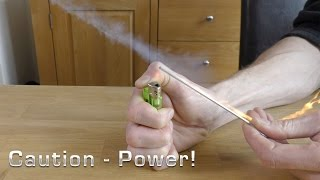 How to Make a Matchstick Rocket