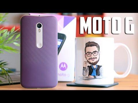 Motorola Moto G 3º Generación, Review en español