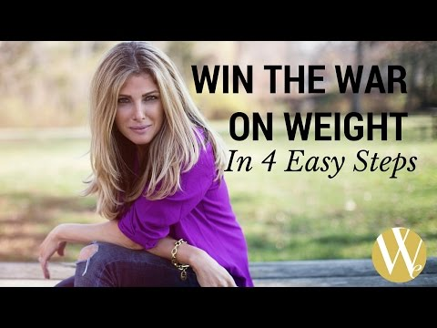 Christian Weight Loss Motivation | Win the War on Weight in 4 Easy Steps