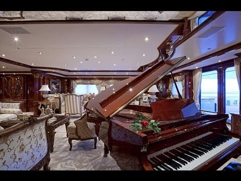 Martha Ann, Luxury Yacht Charter, 230' 70M
