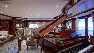 Martha Ann, Luxury Yacht Charter, 230' 70M