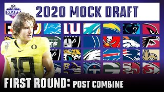 FULL 2020 First Round NFL Mock Draft: Post Scouting Combine