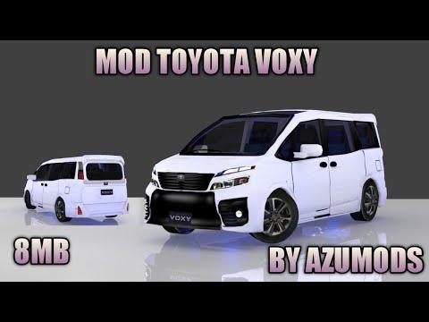 42 Mod Bussid Mobil Voxy Gratis Terbaik