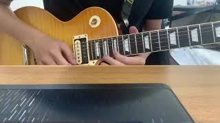 《角頭-浪流連》電影片尾曲—《渡鳥》guitar Solo