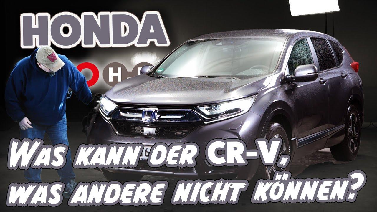 Honda CR-V 1.5 Vtec | Sürüş izlenimi | Otopark.com