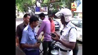 Kalyan Bandyopadhya met with an accident