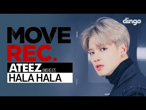ATEEZ 에이티즈 - HALA HALA (Performance video) | 4K | MOVE REC.