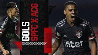 GOLS: SÃO PAULO 3x0 ATLÉTICO-GO   SPFCTV