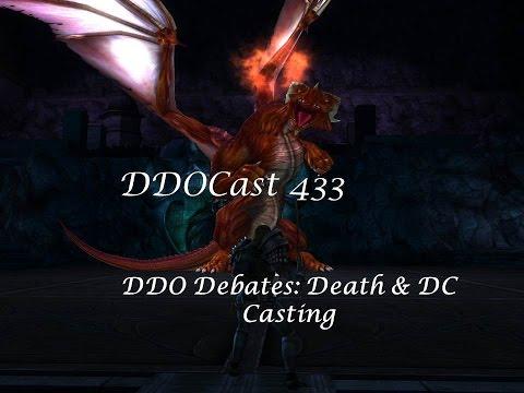 DDOCast 433 - DDO Debates: Death & DC Casting