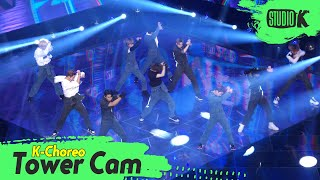 [K-Choreo Tower Cam 4K] TO1(티오원) 직캠 'Son Of Beast' (TO1 Choreography) l @MusicBank KBS 210604