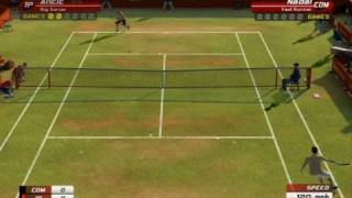 Virtua Tennis 3 Ancic vs Nadal ( VERY HARD )