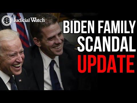 DOJ/FBI Cover-up to Protect Joe Biden?