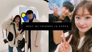 Meet my Korean friends! (produce101🤫)
