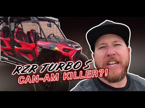 2019 Polaris RZR Turbo S ECU Flash And Exhaust