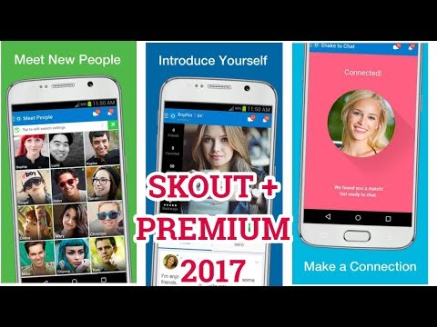 SKOUT+ - Here Girls For Meet, Chat, Friend (2019)