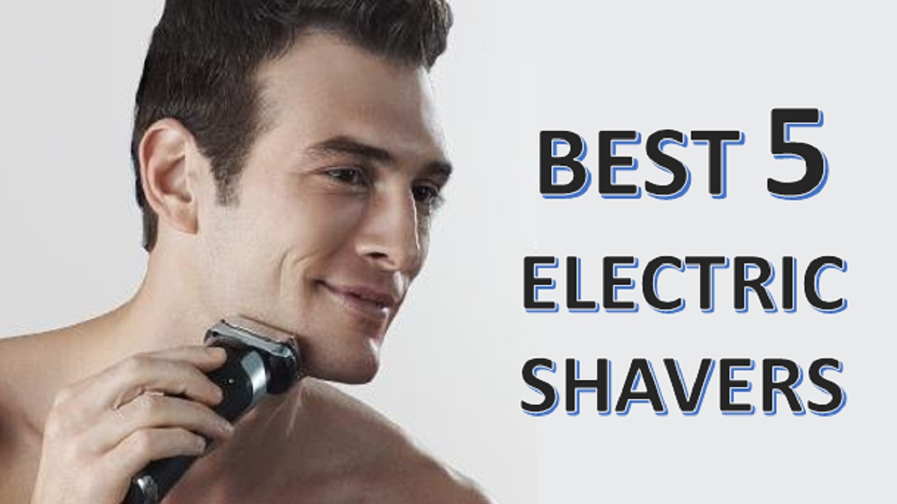 electric man shavers