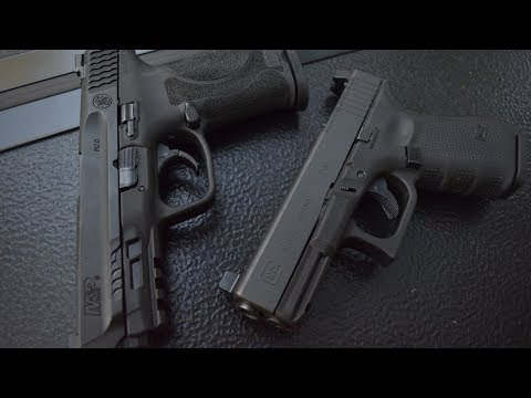 Glock 19 Vs M&P M2.0...The Better Striker Fired Gun Right NOW Is?
