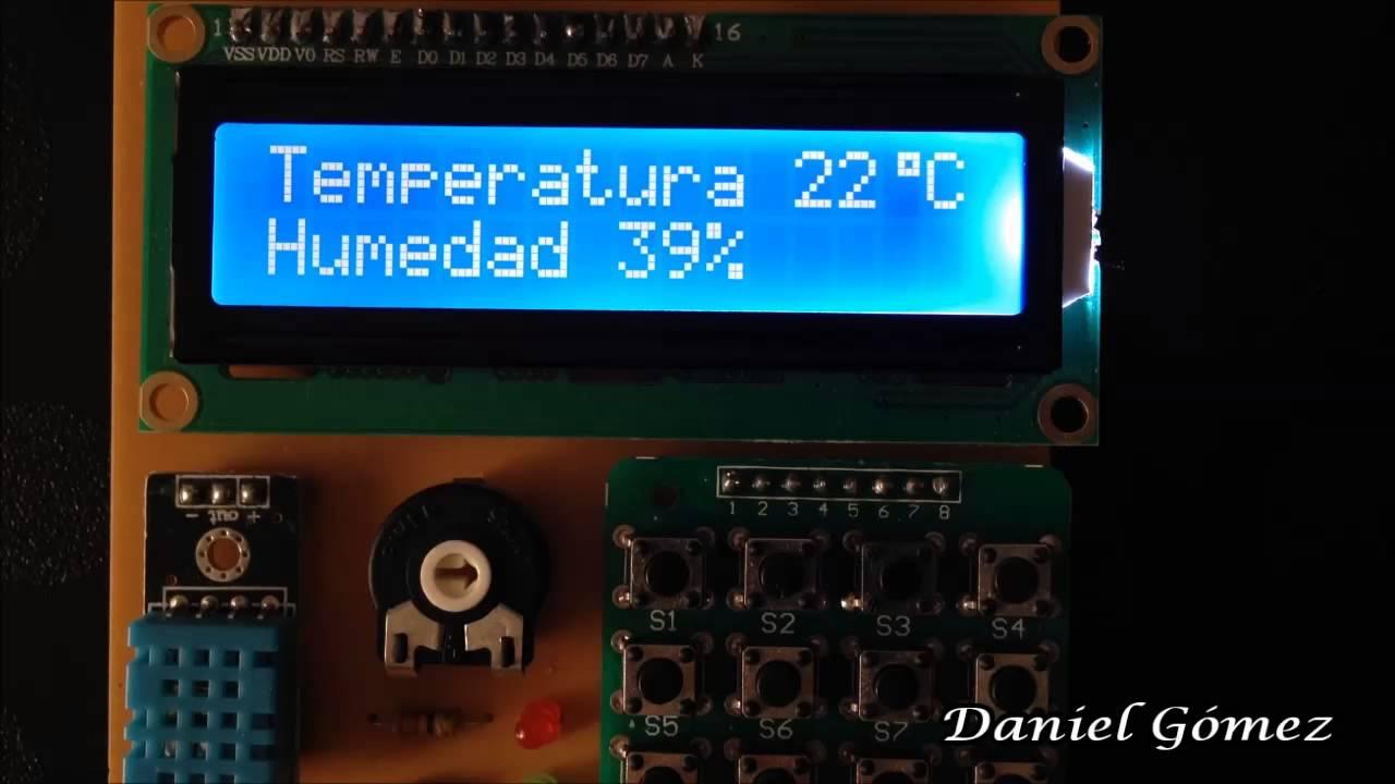 Term 243 Metro Digital Con Arduino Youtube