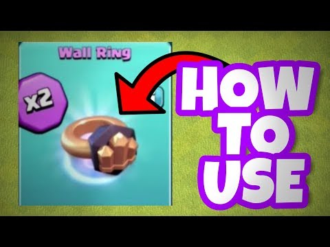 "🔥HOW TO USE ""RING OF WALLS""🔥 + Sneak peek updates😎"
