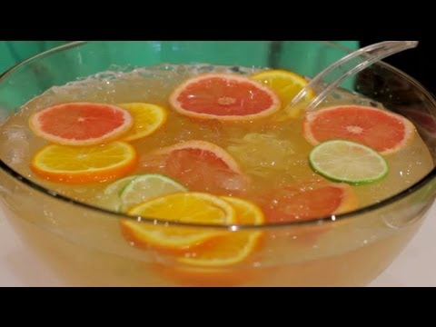 Alcoholic Punch Made With 7 Up : Mojito & Daiquiri Recipes