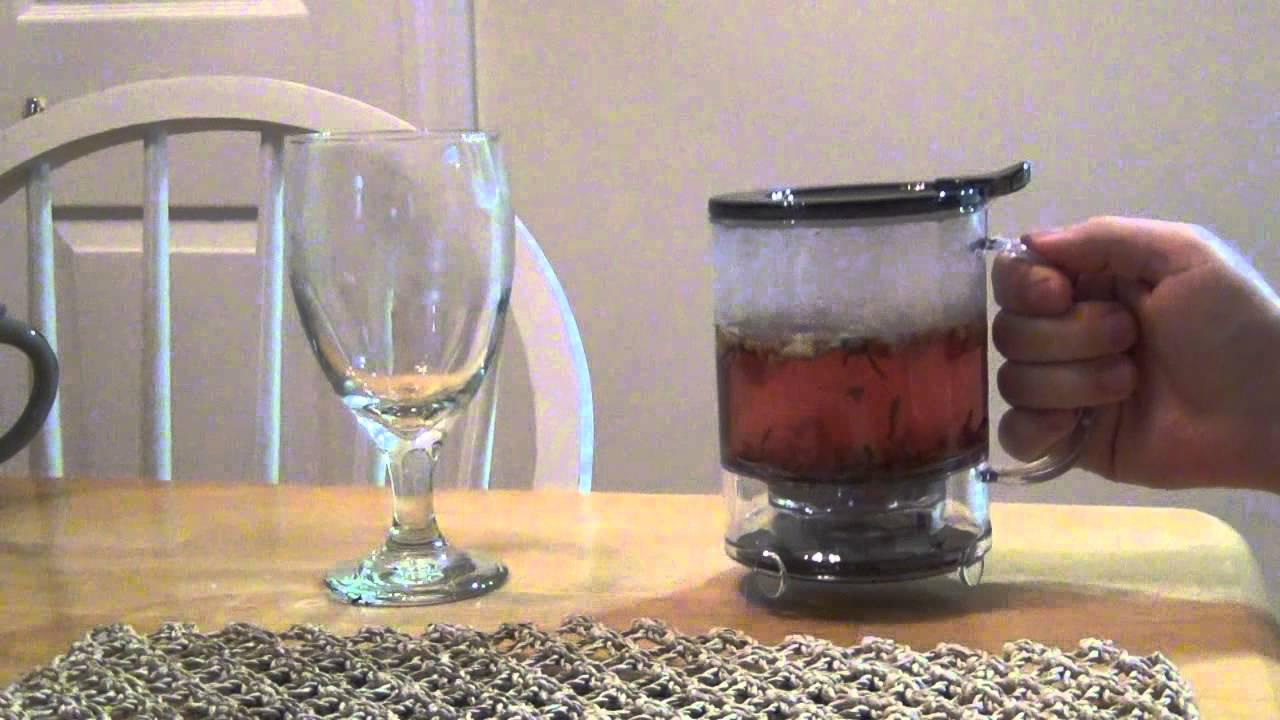 tea review teavana youthberry