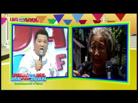 Juan For All, Sugod Bahay (May 18, 2016)