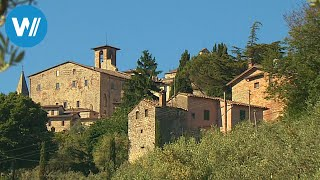 To the north of rome lies umbria; a landscape shaped by agriculture over centuries, and today still known for its local delicacies such as salami, olive ...