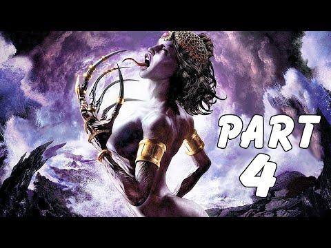 Dante S Inferno Walkthrough Gameplay Part 4 Descent Into