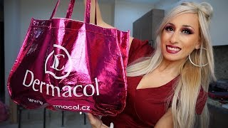 MY BIGGEST DERMACOL HAUL TO DATE ! 💖