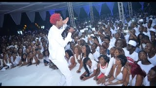 Erick Omondi alivyovunja watu mbavu Zari All White Party