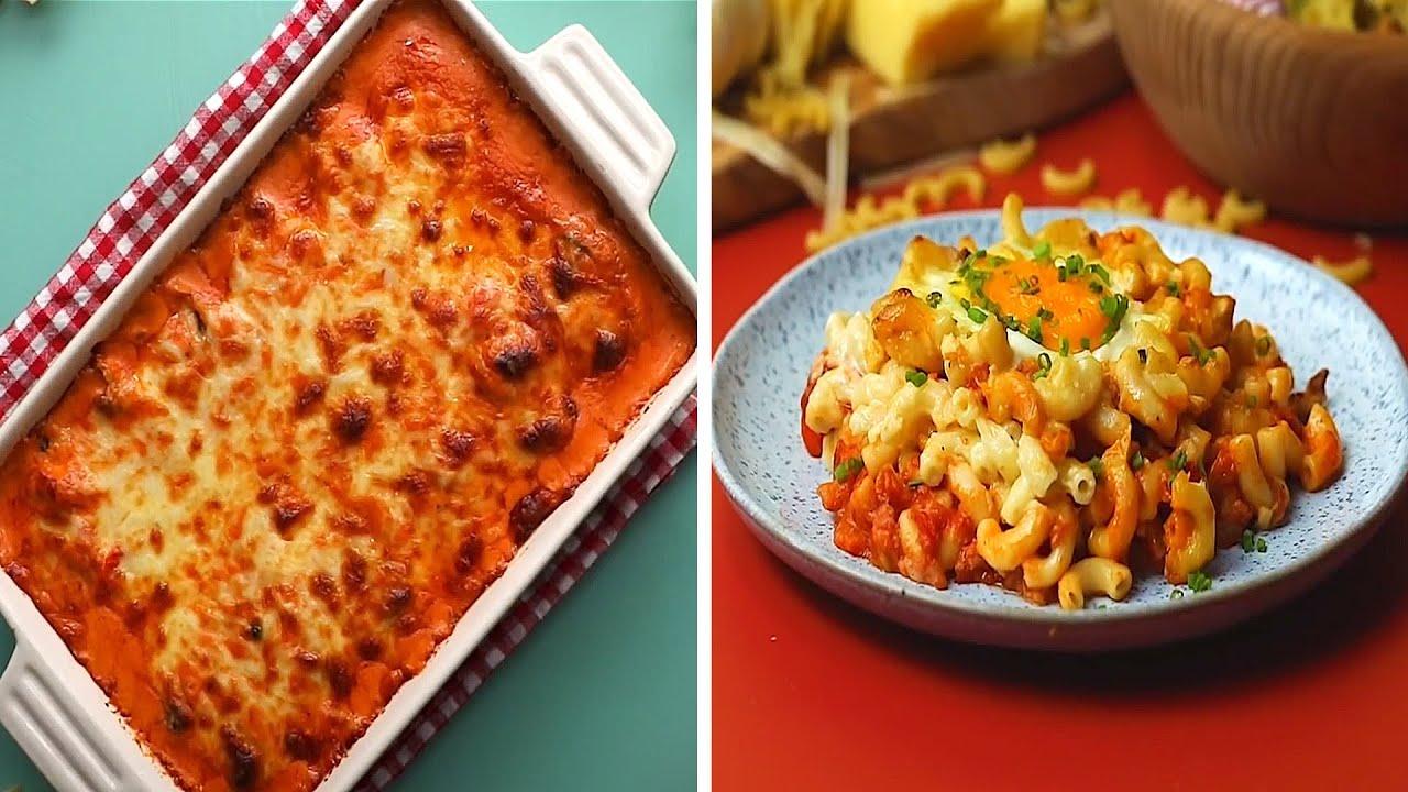 6 Cheesy Twists On Italian Recipes