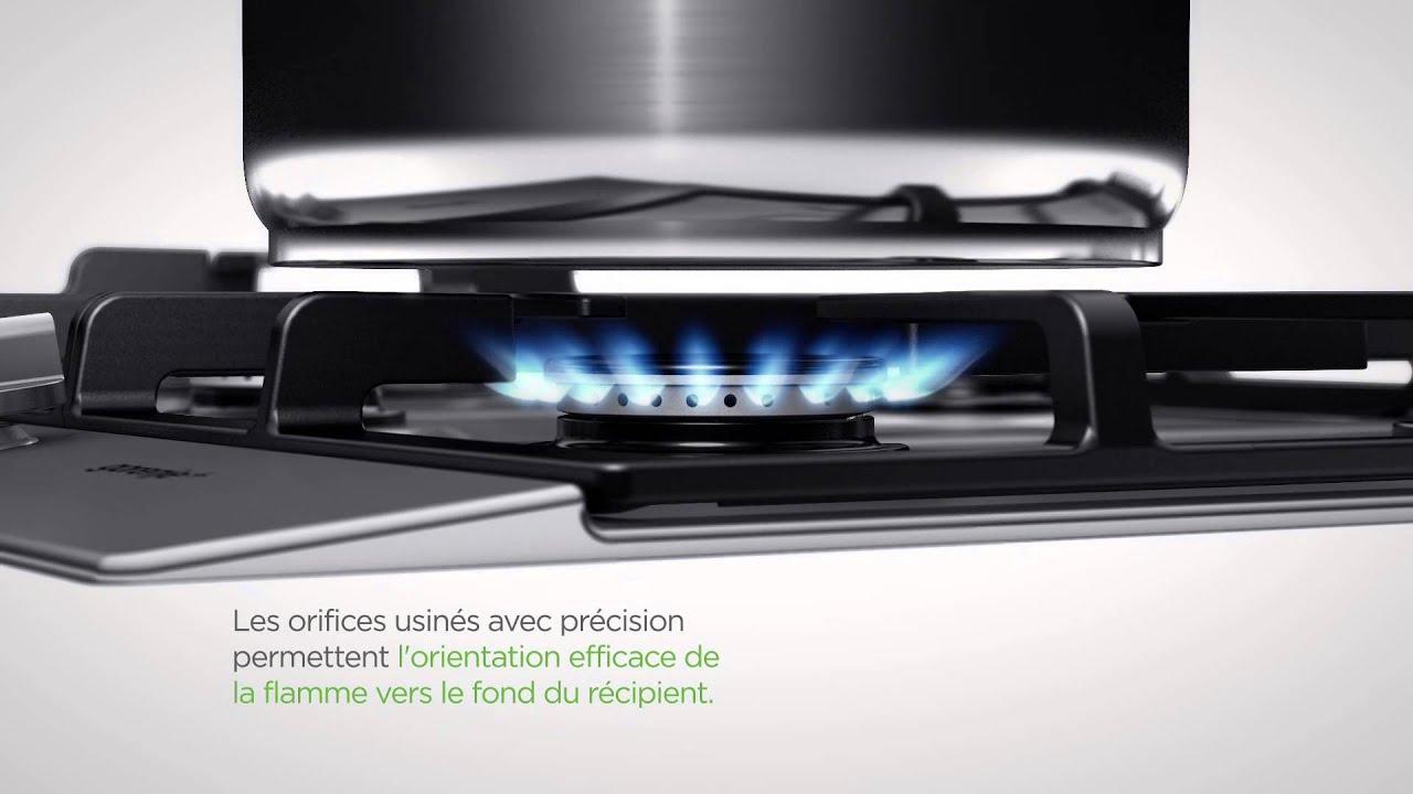 table de cuisson à gaz performante gorenje+ - youtube