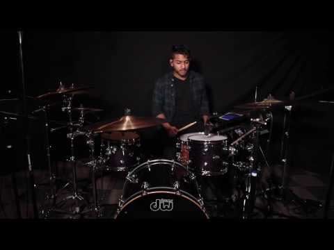 Real Love - Hillsong Young and Free - Drum Cover by Johnson George